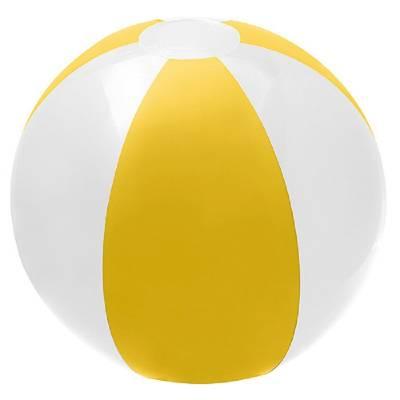 Wasserball Midi-gelb