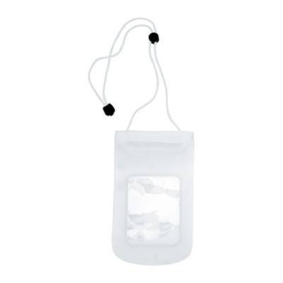 Wasserdichtes Handy-Etui Tamy-weiß