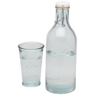 Wasserkaraffe mit Glas