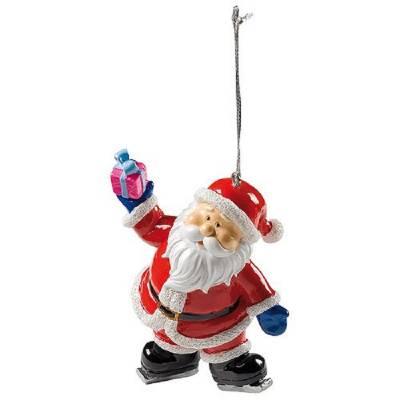 Weihnachtsanhänger Santa