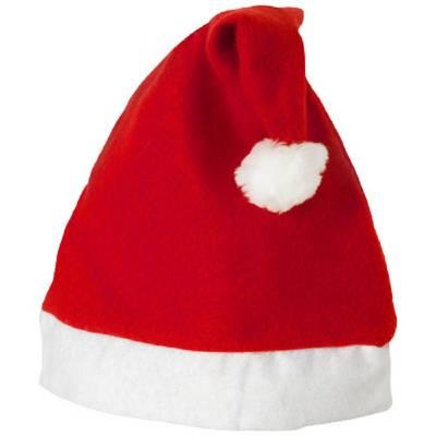 Weihnachtsmütze Florenz-rot-one size