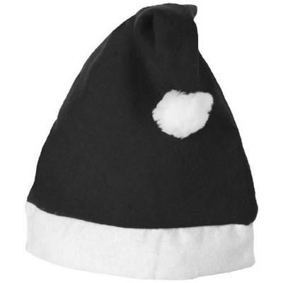 Weihnachtsmütze Florenz-schwarz-one size