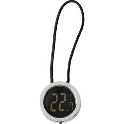 Wein-Thermometer Loreley - silber