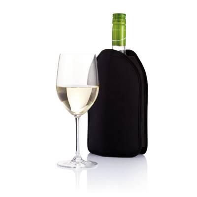Weinkühler Manschette - schwarz