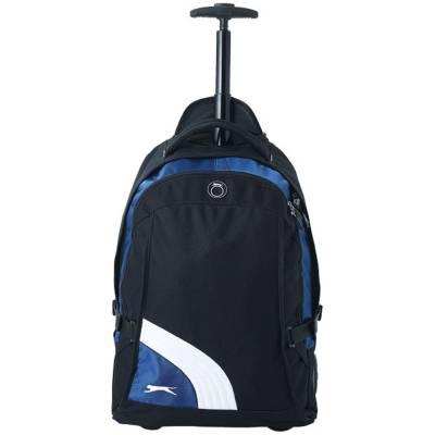 Wembley Rucksack Trolley-schwarz-blau