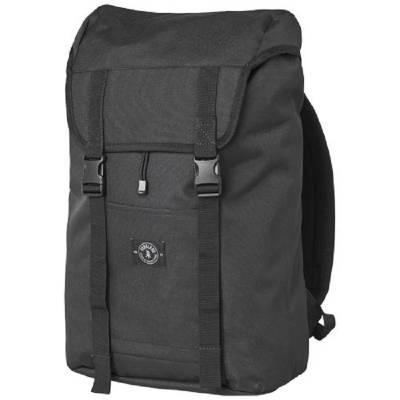 Westport 15 Zoll Laptop-Rucksack-schwarz