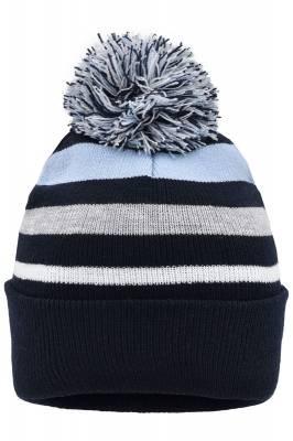 Winter Beanie Cen-blau-one size-unisex
