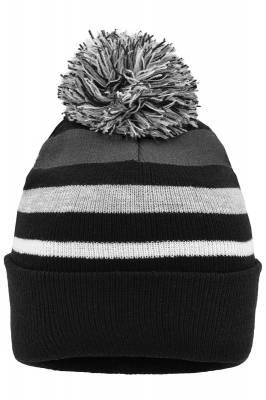 Winter Beanie Cen-schwarz-one size-unisex