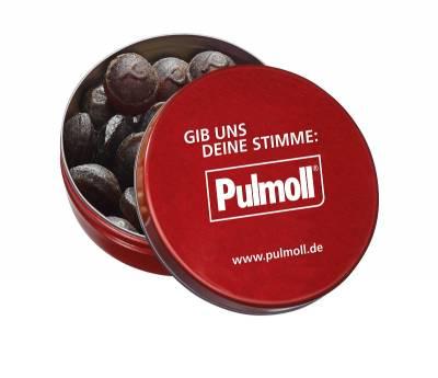 XS-Taschendose mit Pulmoll Original Pastillen