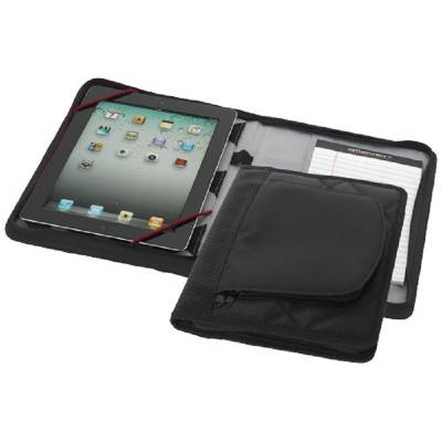 iPad Hülle mit A5 Notizbuch