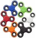 Fidget Spinner Fun Tri-Twist - schwarz