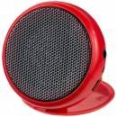 Mini-Lautsprecher klappbar - rot