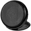 Mini-Lautsprecher klappbar - schwarz