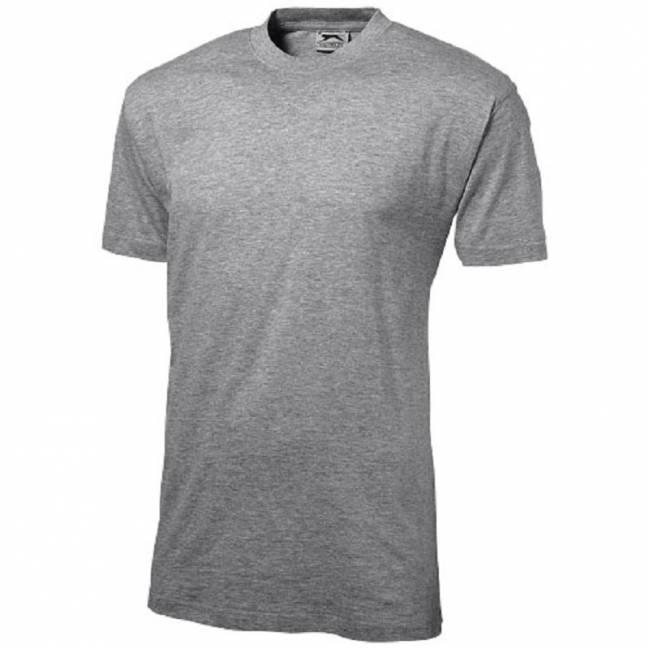 Ace T-Shirt 150 - sportgrau - M als Werbeartikel mit Logo bedrucken ...