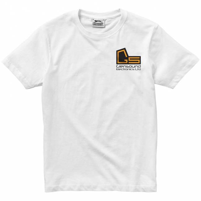 59ce06df7d8812 Damen Ace T-Shirt 150 - weiß - S als Werbeartikel mit Logo bedrucken ...