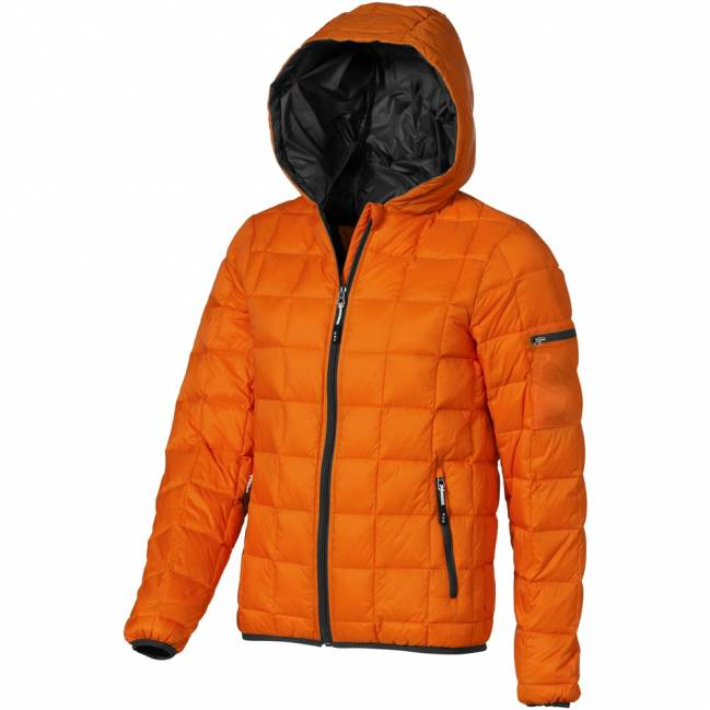 timeless design 5d134 6e94f Elevate Kanata Damen Daunenjacke - orange - XS