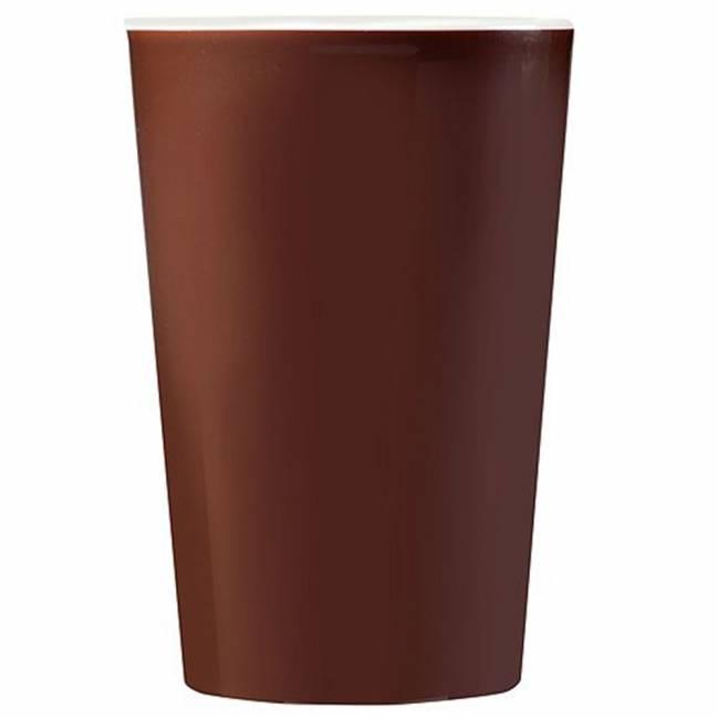 kaffeebecher mocca braun als werbeartikel mit logo bedrucken le05137484 00000. Black Bedroom Furniture Sets. Home Design Ideas