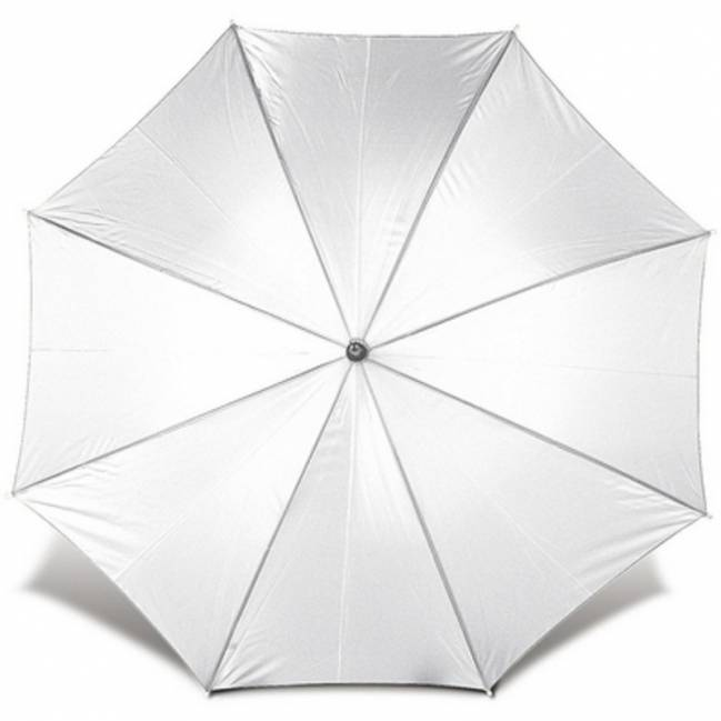 regenschirm esslingen wei als werbeartikel mit logo bedrucken v4232 02. Black Bedroom Furniture Sets. Home Design Ideas