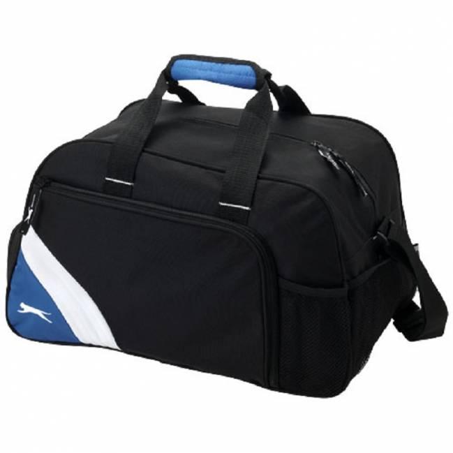a366e0b73a698 Sporttasche - schwarz als Werbeartikel mit Logo bedrucken -FP11953000