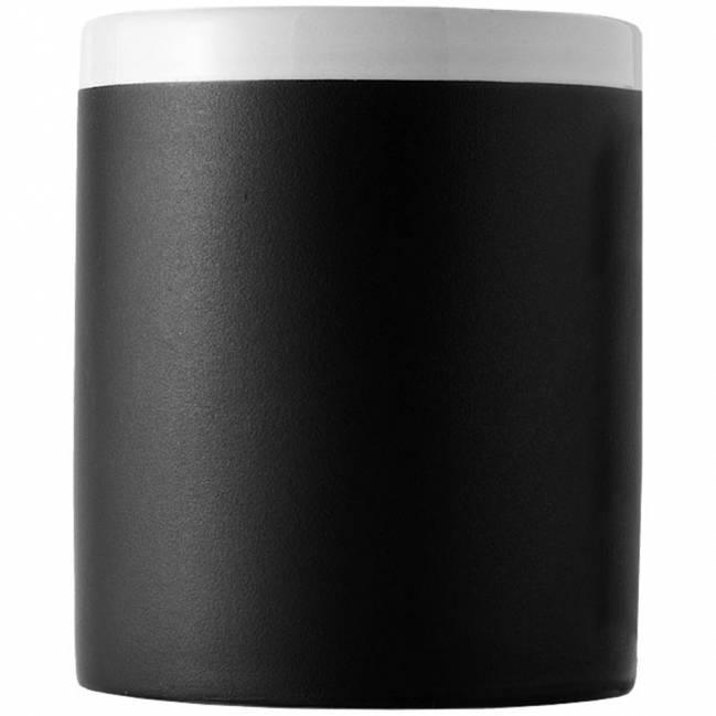 tafel becher schwarz als werbeartikel mit logo bedrucken. Black Bedroom Furniture Sets. Home Design Ideas