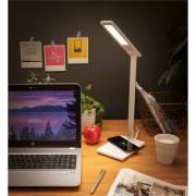 5W Wireless Charging Schreibtischlampe Döbeln-weiß