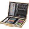 67 teiliges Malset Rainbow-mehrfarbig
