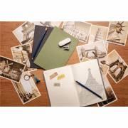 A5 Softcover Notizbuch-schwarz
