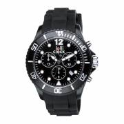 Armbanduhr LOLLICLOCK-CHRONO-schwarz
