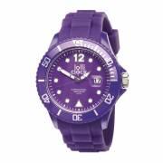 Armbanduhr LOLLICLOCK-DATE-lila