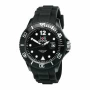 Armbanduhr LOLLICLOCK-DATE-schwarz