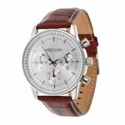 Armbanduhr REFLECTS-CHRONO-braun