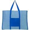 Bonbini Zusammenfaltbare Strandtasche und Matte-blau(royalblau)