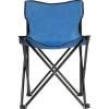 Faltbarer Campingstuhl Fold aus 600D Polyester-blau(kobaltblau)
