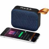 Fashion Stoff Bluetooth-Lautsprecher-blau(royalblau)