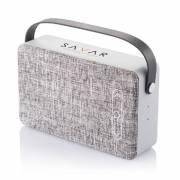 Fhab Bluetooth Speaker-grau-grau