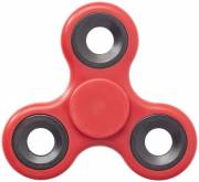 Fidget Spinner Fun Tri-Twist - rot