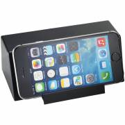 Gamazoid Bluetooth® Lautsprecher, Powerbank und Halterung-schwarz-4000 mAh