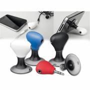 Handyhalter mit Kopfhörer-splitter TWINS