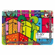 Kleinster (Advents-)Kalender der Welt BUSINESS mit Schokolin