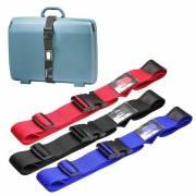 Koffergurt Strap mit PVC-Badge