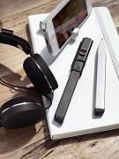 Kube 4-in-1 Kugelschreiber - schwarz