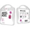 MyKit Hotel Damen-weiß