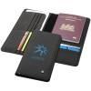 Odyssey RFID Reisebrieftasche-schwarz