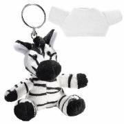 Plüschtier Zebra Robbi klein