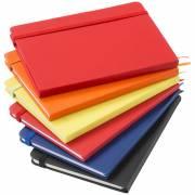Rainbow Notizbuch M - dunkel blau