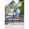 Regenschirm Dresden mit Hülle-weiß-weiß
