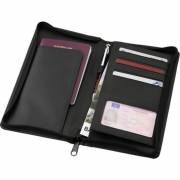 Reisebrieftasche Oberhof mit Reißverschluss