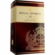 Royal Oporto Over 40 Years wein, süß