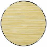 Rustic Drahtloses Ladepad-holz