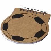 Score Fußball Notizbuch